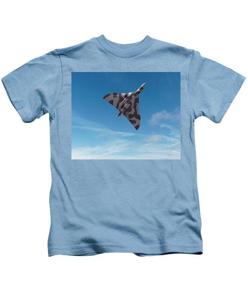 Avro Vulcan -1 Kids T-Shirt