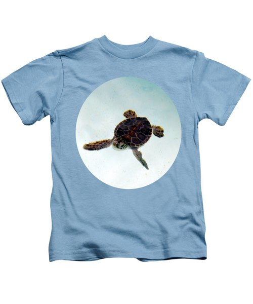Baby Turtle Kids T-Shirt