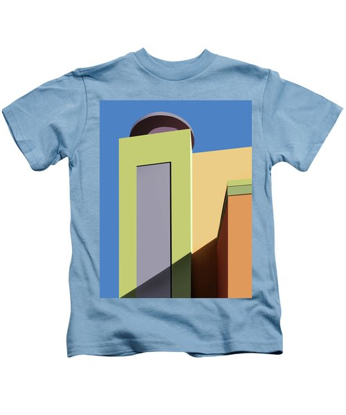 Back To The Market Kids T-Shirt