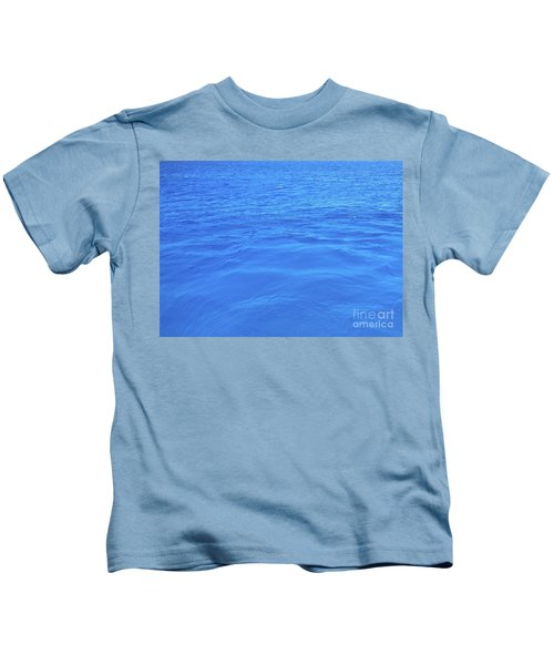 Bahama Blue Kids T-Shirt