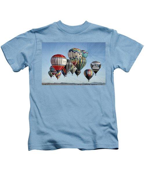 Ballooning Kids T-Shirt