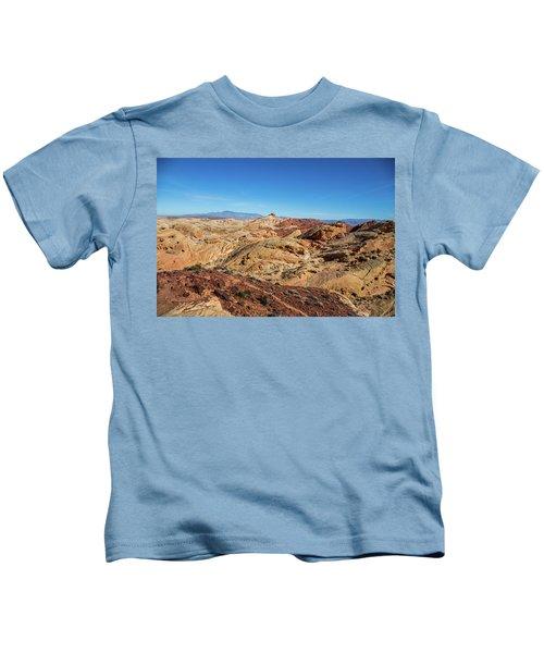 Barren Desert Kids T-Shirt