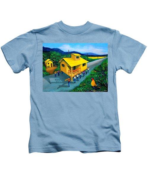 Bayanihan Kids T-Shirt