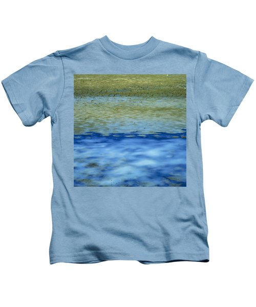 Beach And Sea Kids T-Shirt