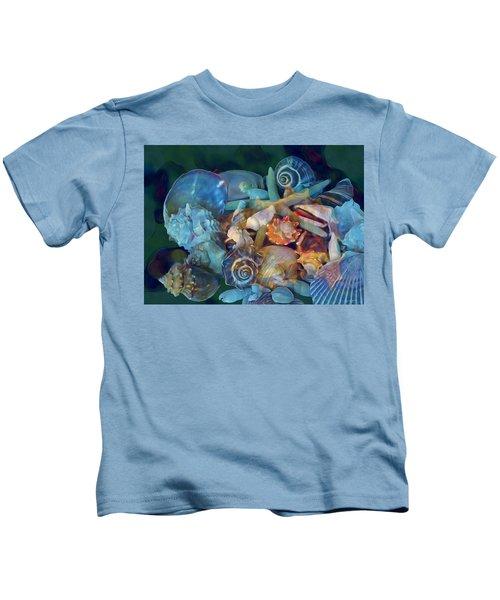 Beach Beauty 7 Kids T-Shirt