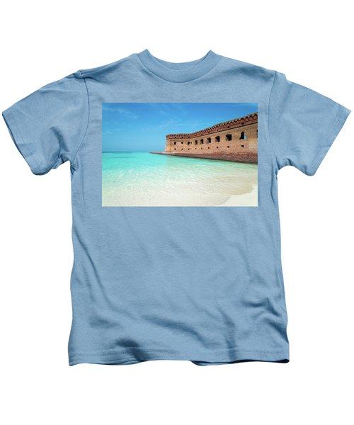 Beach Fort Kids T-Shirt