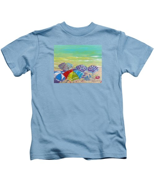 Beach Is Best Kids T-Shirt