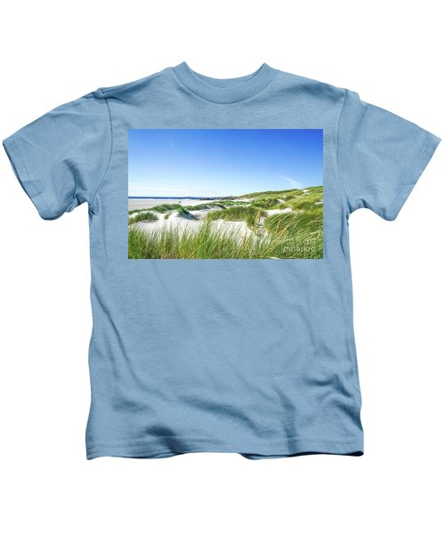 Beautiful Beach Kids T-Shirt