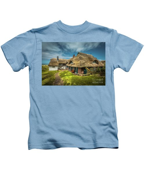 Beautiful Cottage Kids T-Shirt