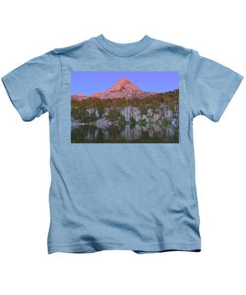 Bell Peak Alpenglow Kids T-Shirt