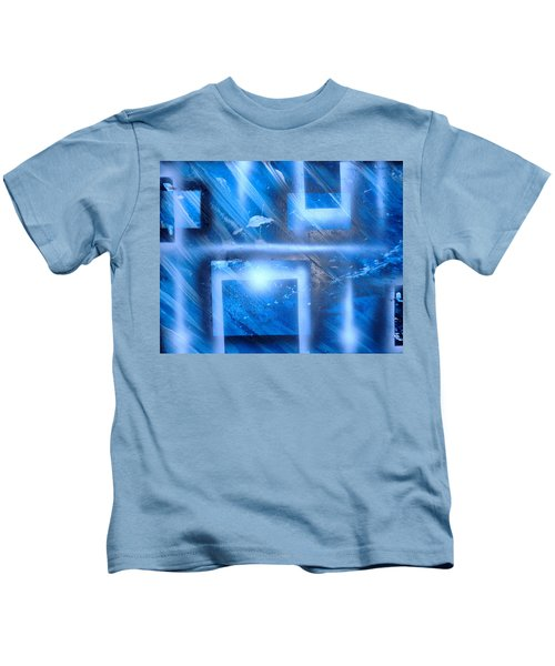 Big Blue II Kids T-Shirt