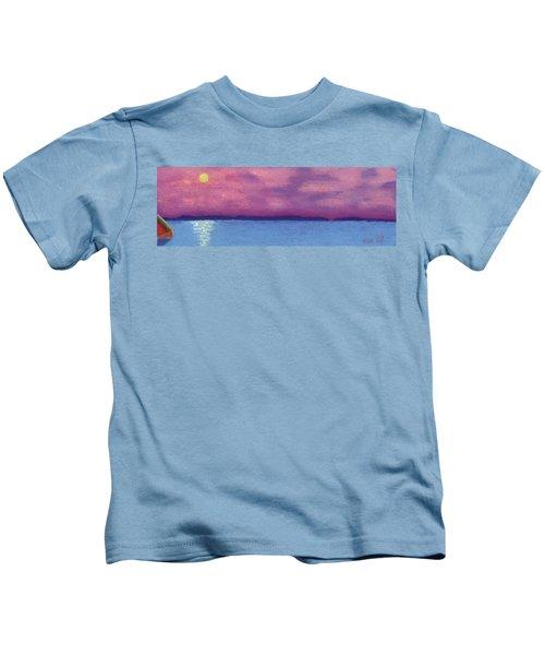 Bimini Sunrise Kids T-Shirt