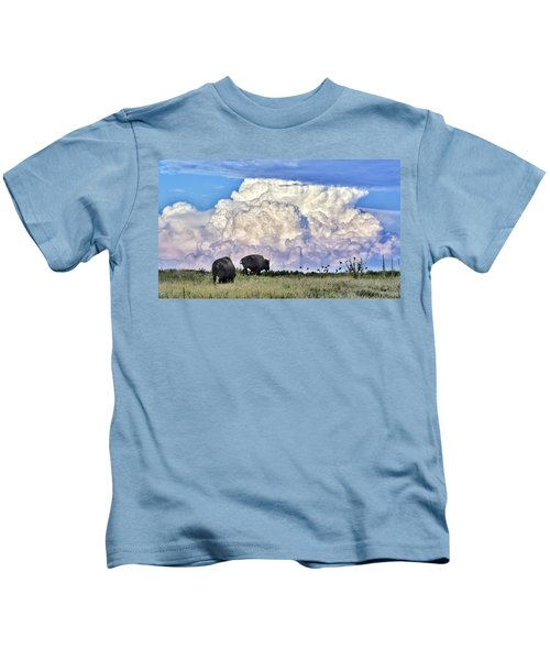Bison Country Kids T-Shirt