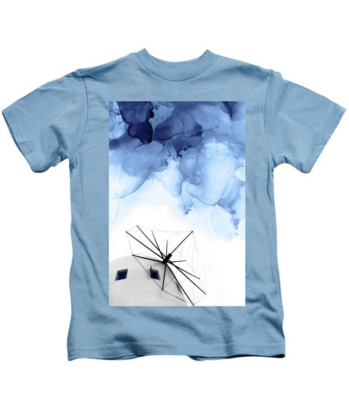 Stormy Weather II Kids T-Shirt