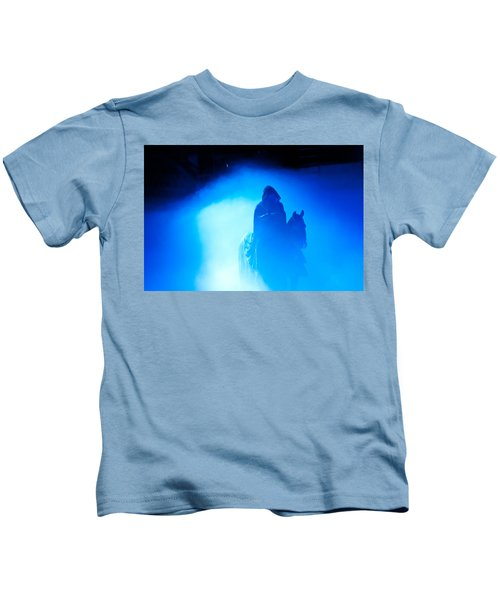 Blue Knight Kids T-Shirt