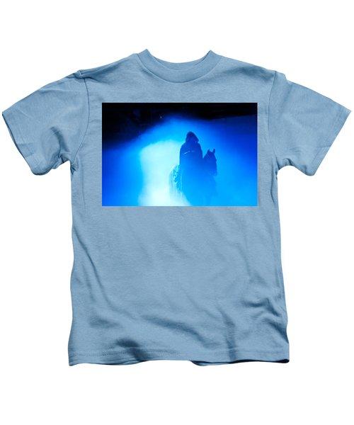 Blue Knight Kids T-Shirt