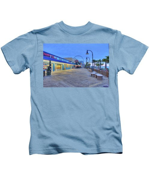 Boardwalk Kids T-Shirt