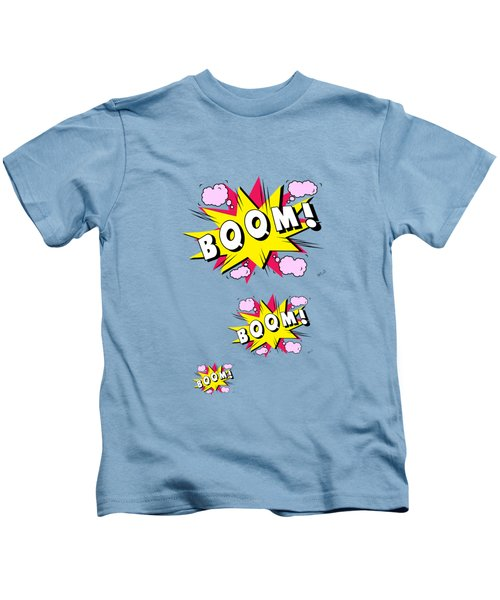 Boom Comics Kids T-Shirt