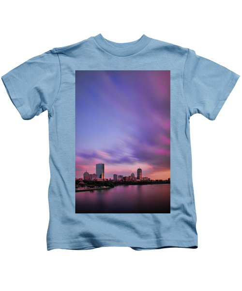 Boston Afterglow Kids T-Shirt