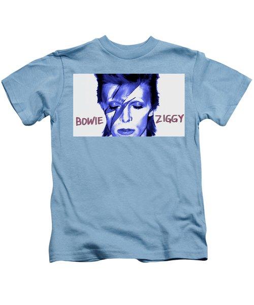 Bowie Ziggy Kids T-Shirt