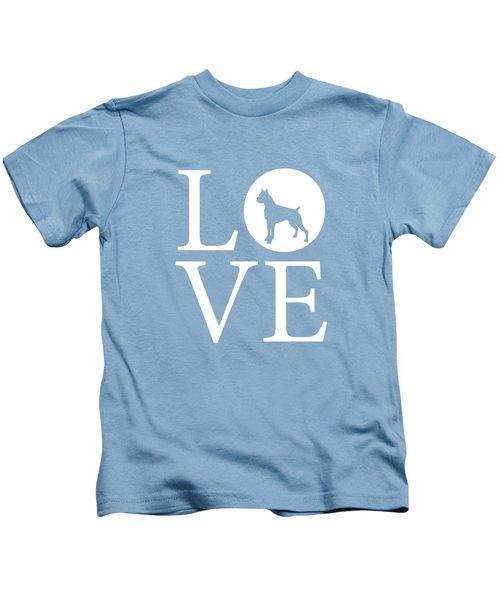 Boxer Love Kids T-Shirt