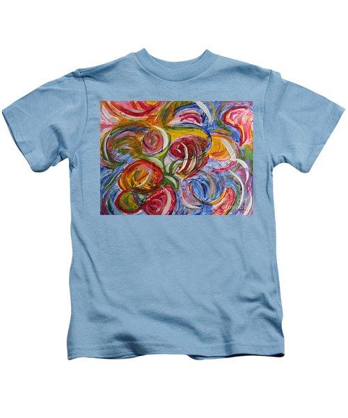 Roses Kids T-Shirt