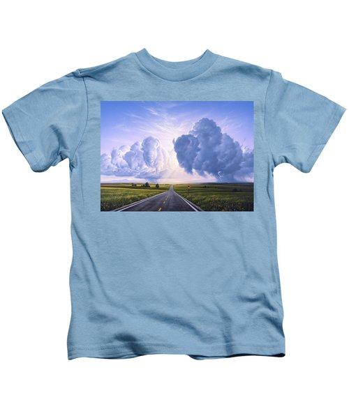 Buffalo Crossing Kids T-Shirt