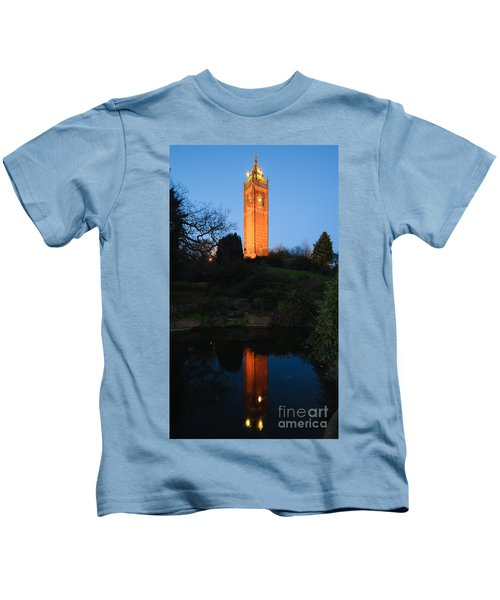 Cabot Tower, Bristol Kids T-Shirt