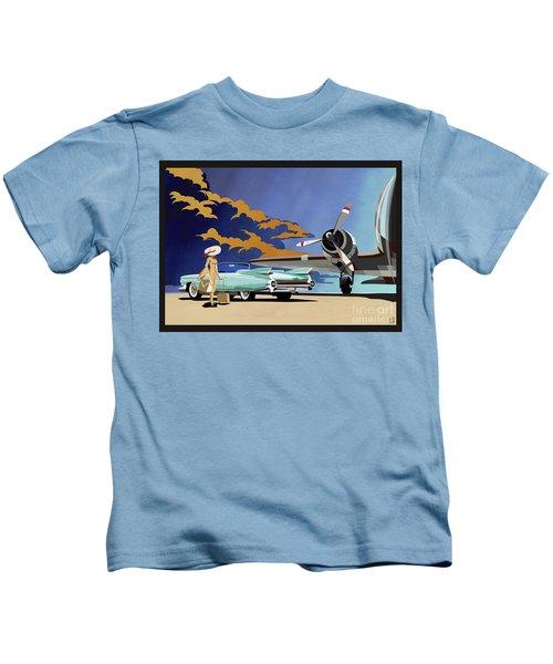 Cadillac Eldorado 1959 Kids T-Shirt
