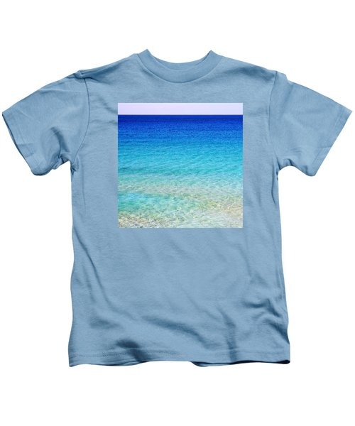 Calm Waters Kids T-Shirt