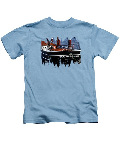 Cape Foulweather Two Kids T-Shirt