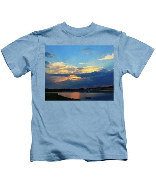 Cape Sunset  Kids T-Shirt