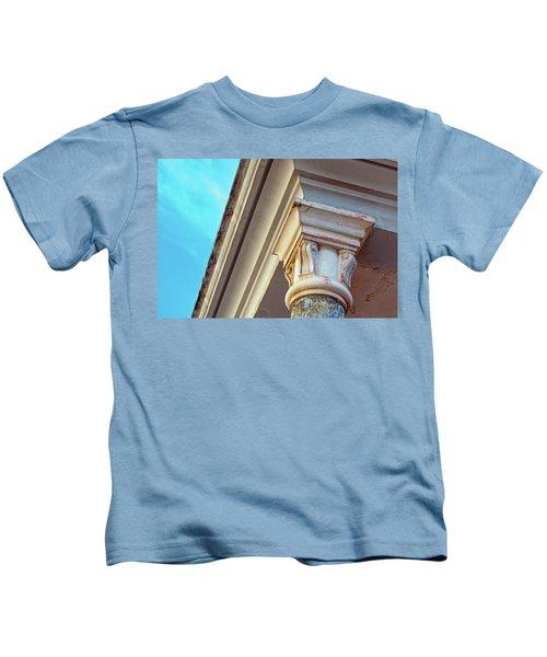 Capital In Maputo Kids T-Shirt