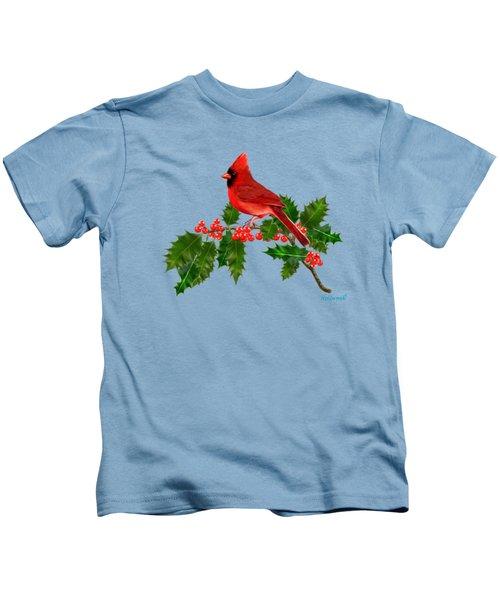 Cardinal Joy Kids T-Shirt