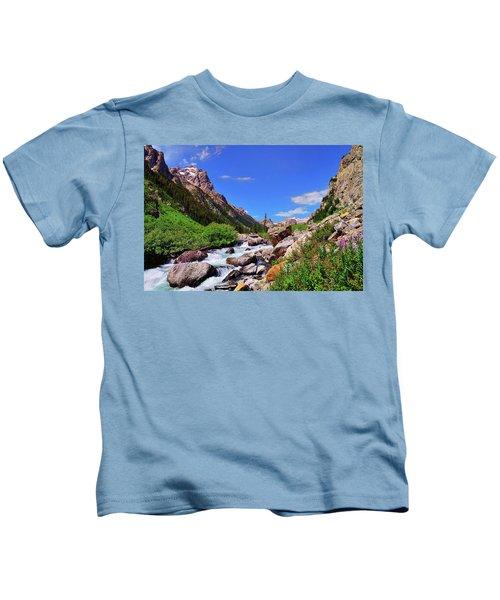 Cascade Canyon Kids T-Shirt
