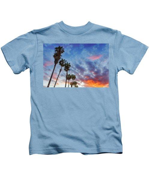 Casitas Palms Kids T-Shirt
