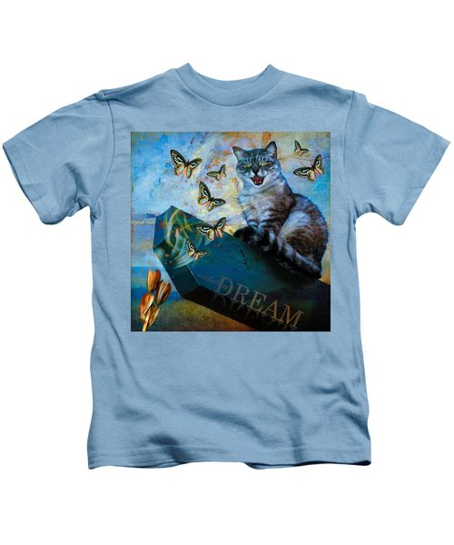 Catch A Dream Kids T-Shirt
