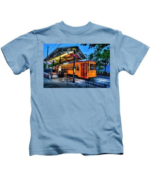 Centennial Park Satation Kids T-Shirt