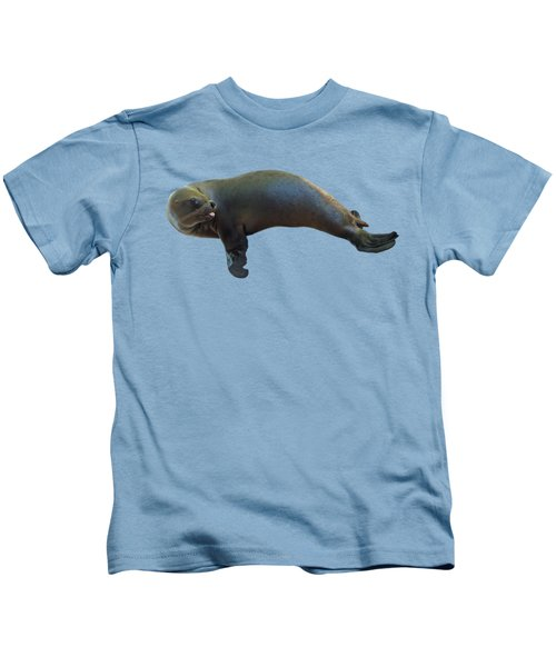 Cheeky Seal Kids T-Shirt