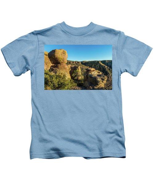 Cheers For Chiricahua Kids T-Shirt