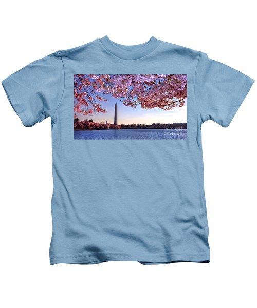 Cheery Cherry Dc Kids T-Shirt