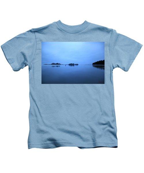 Chesterman Spatial Blues Kids T-Shirt