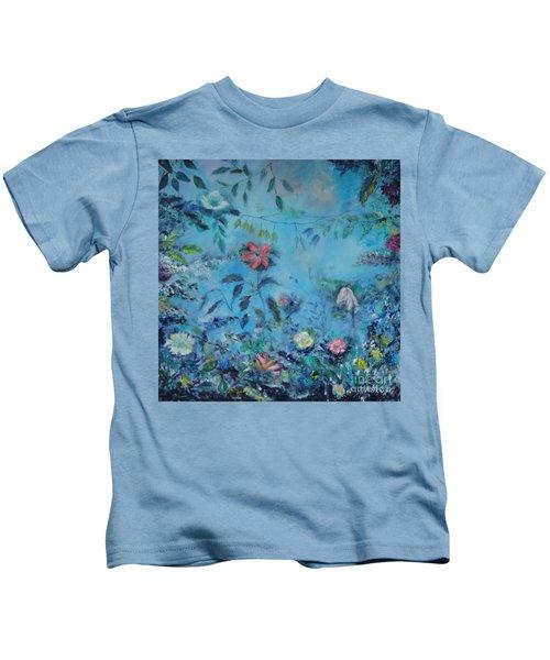 Cinderellas Garden Kids T-Shirt