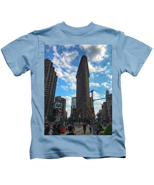 City Walk  Kids T-Shirt