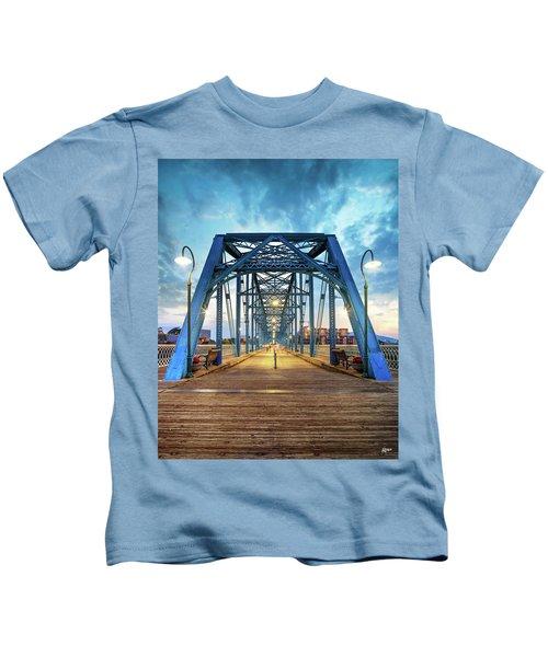 Classic Walnut Street Kids T-Shirt