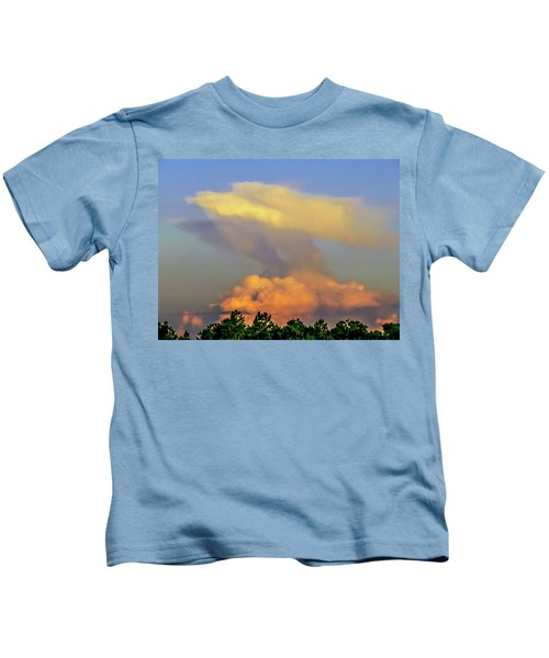 Clouds 3 Kids T-Shirt