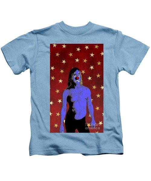 Clown Iggy Pop Kids T-Shirt