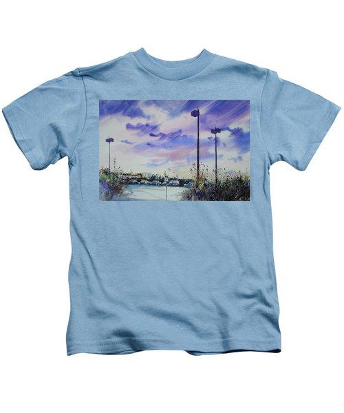 Coastal Beach Highway Kids T-Shirt