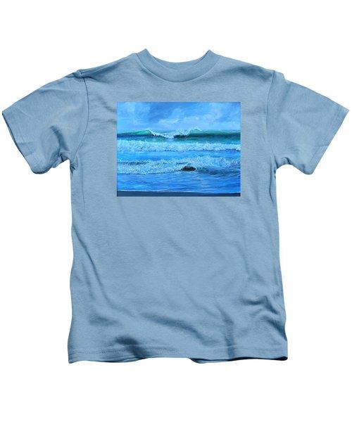 Cocoa Beach Surf Kids T-Shirt