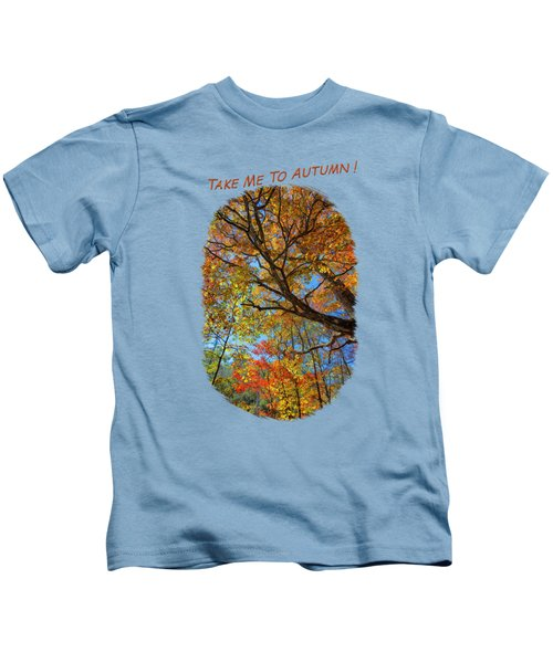 Colors On High 2 Kids T-Shirt